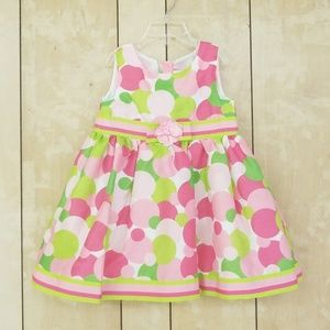 Polka Dot 3t Dress